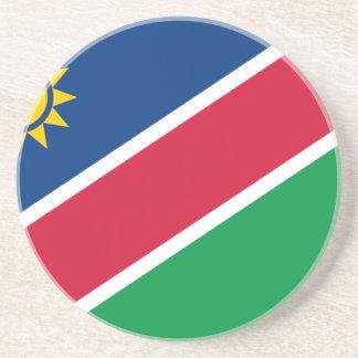 Niedrige Kosten! Namibia-Flagge Untersetzer