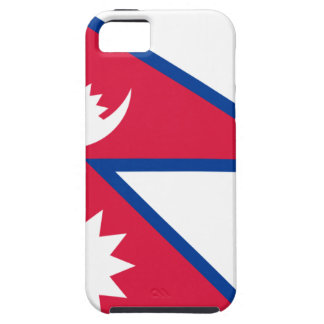 Niedrige Kosten! Nepal-Flagge iPhone 5 Case