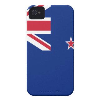 Niedrige Kosten! Neuseeland-Flagge iPhone 4 Hüllen