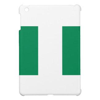 Niedrige Kosten! Nigeria-Flagge iPad Mini Hülle
