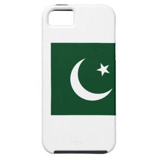 Niedrige Kosten! Pakistan-Flagge Tough iPhone 5 Hülle