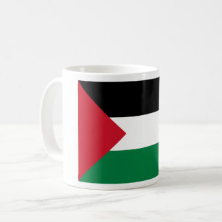 Niedrige Kosten! Palästina-Flagge Kaffeetasse