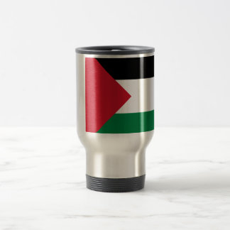 Niedrige Kosten! Palästina-Flagge Reisebecher