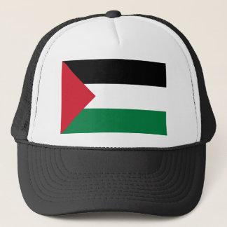 Niedrige Kosten! Palästina-Flagge Truckerkappe