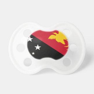 Niedrige Kosten! Papua-Neu-Guinea Flagge Schnuller