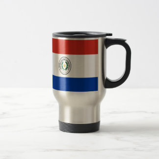 Niedrige Kosten! Paraguay-Flagge Reisebecher