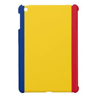 Niedrige Kosten! Rumänien-Flagge iPad Mini Hülle