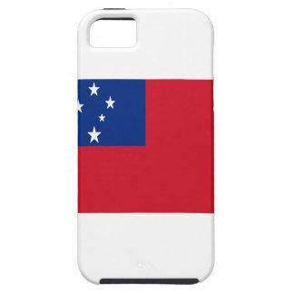 Niedrige Kosten! Samoa-Inseln Flagge iPhone 5 Schutzhüllen