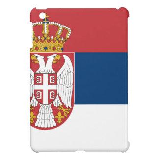 Niedrige Kosten! Serbien-Flagge iPad Mini Hülle