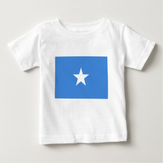 Niedrige Kosten! Somalia-Flagge Baby T-shirt