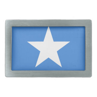 Niedrige Kosten! Somalia-Flagge Rechteckige Gürtelschnallen