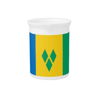 Niedrige Kosten! St. Vincent und die Grenadinen Krug