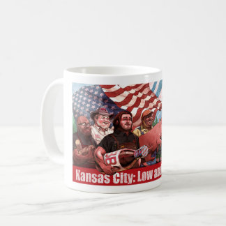 Niedrige und langsame Tasse Kansas City
