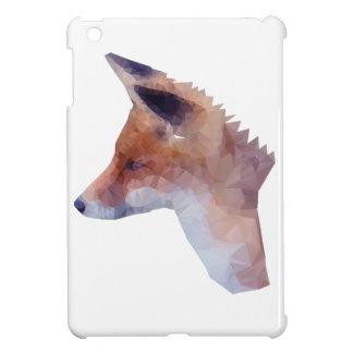 Niedriger PolyFox iPad Mini Hülle