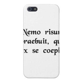 Niemand wird an gelacht das an lacht hülle fürs iPhone 5
