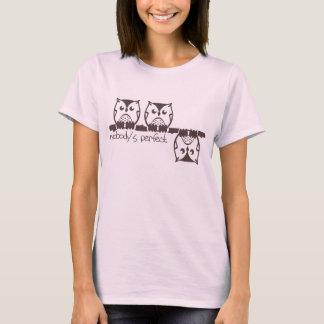 Niemanden perfekt T-Shirt