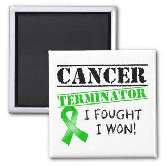 Nieren-Krebs-Abschlussprogramm v2 Kühlschrankmagnet