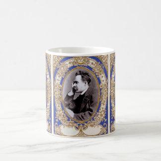 Nietzsche Kaffee-Tasse Kaffeetasse