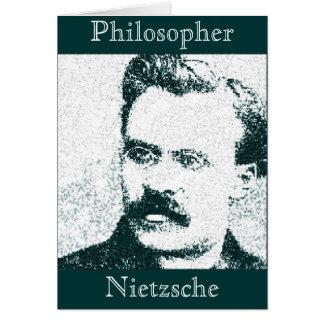 Nietzsche Karte