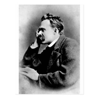 Nietzsche Postkarte