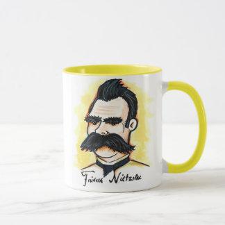 Nietzsche Tasse