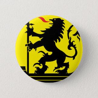 nieuwpoort, Belgien Runder Button 5,7 Cm