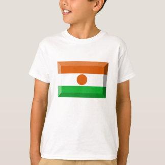 Niger-Flaggen-Juwel T-Shirt