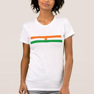 Niger-Landesflaggenationssymbol T-Shirt