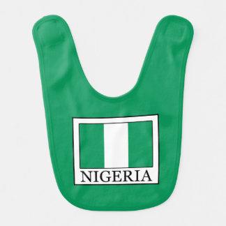 Nigeria Babylätzchen