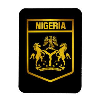 Nigeria-Emblem Magnet