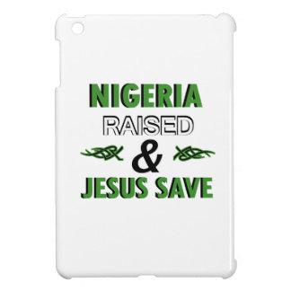 Nigeria-Entwurf iPad Mini Hülle