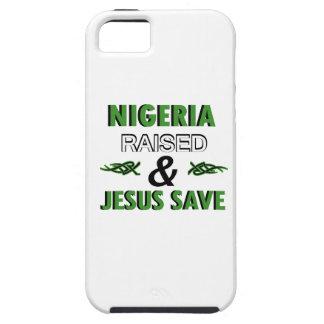 Nigeria-Entwurf iPhone 5 Etui