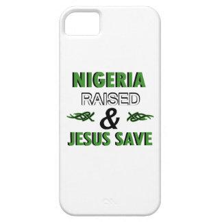 Nigeria-Entwurf iPhone 5 Hülle