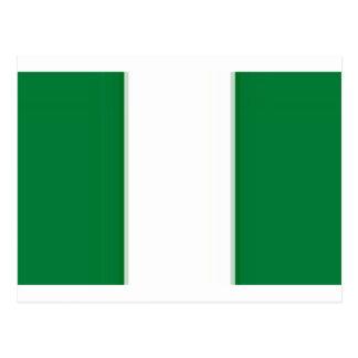 NIGERIA POSTKARTE