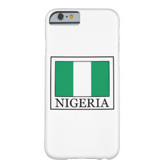 Nigeria-Telefonkasten Barely There iPhone 6 Hülle