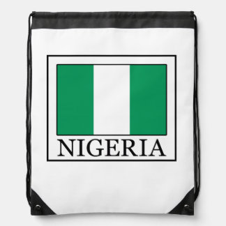 Nigeria Turnbeutel