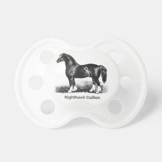 Nighthawk StallionProduct ausgewählte Schnuller
