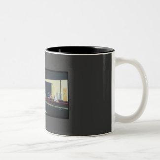 NighthawksAnteater Kaffeetassen