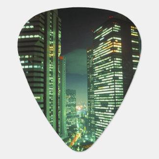 Nightscape, Shinjuku, Tokyo, Japan Plektron