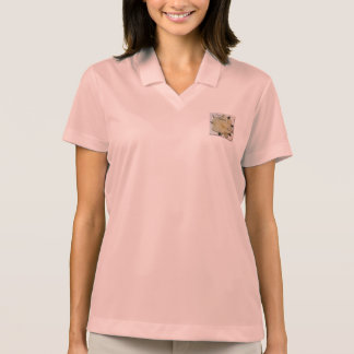 Nike-Polo-Shirt - Magnolie-Liebe von Nature&Beauty Polo Shirt