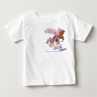 Nike-Sonnenblume Baby T-shirt