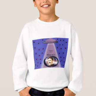 Nikola Tesla-Genie Sweatshirt