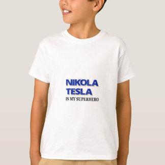 Nikola Tesla ist mein Superheld T-Shirt