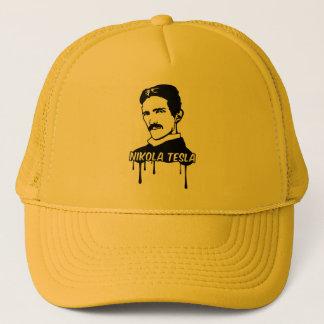 Nikola Tesla (Perfect nerd gift) Truckerkappe