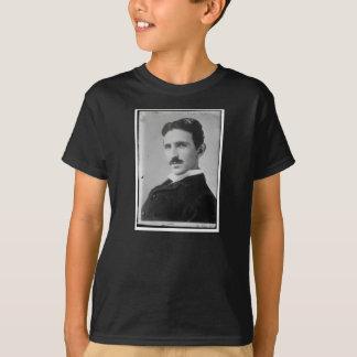 Nikola Tesla-Porträt T-Shirt