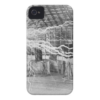Nikola Tesla-Strom Case-Mate iPhone 4 Hülle