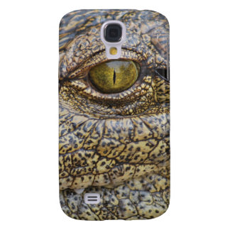 Nil-Krokodil von Afrika Galaxy S4 Hülle
