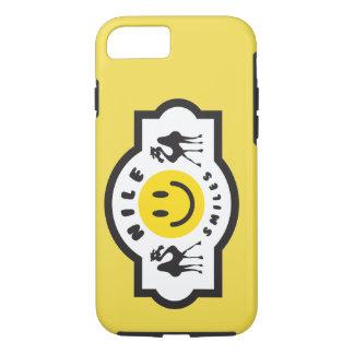 Nil lächelt Telefon-Kasten iPhone 8/7 Hülle
