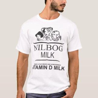 NILBOG Milch-Shirt T-Shirt