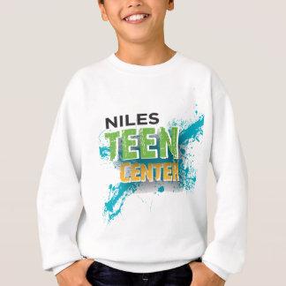 Niles jugendlich Mittellogo Sweatshirt